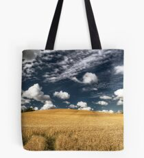 not uncropped? Tote Bag