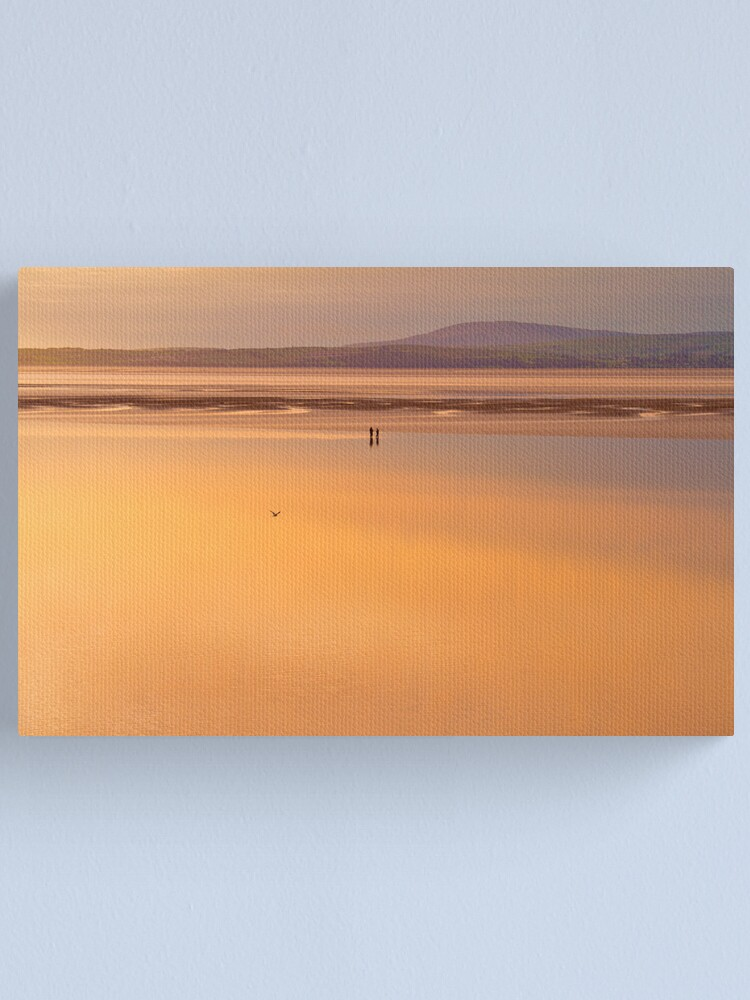 Alternate view of are you sure that this is where we parked the car? Canvas Print