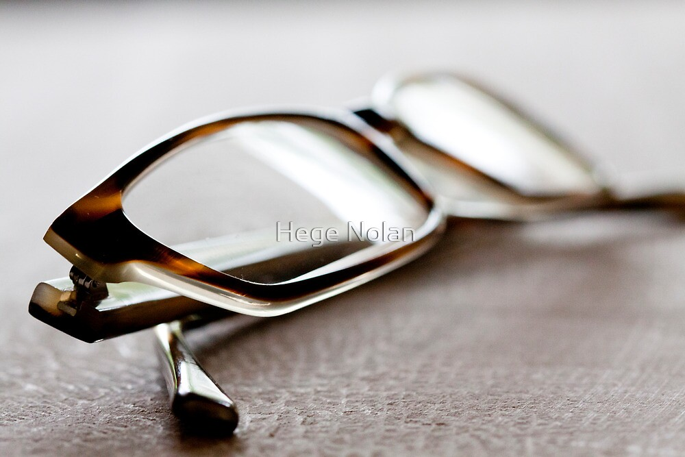 I can see clearly now! by Hege Nolan