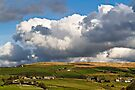 Big Skies Over Pecket Well by inkedsandra