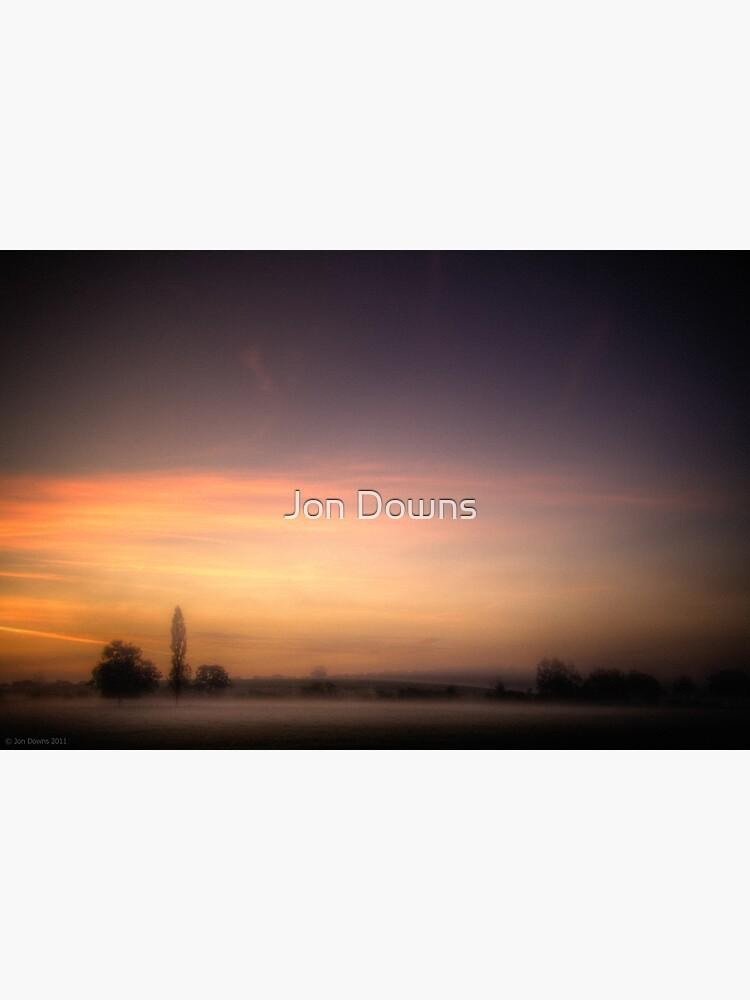 mist near Roade by jondowns