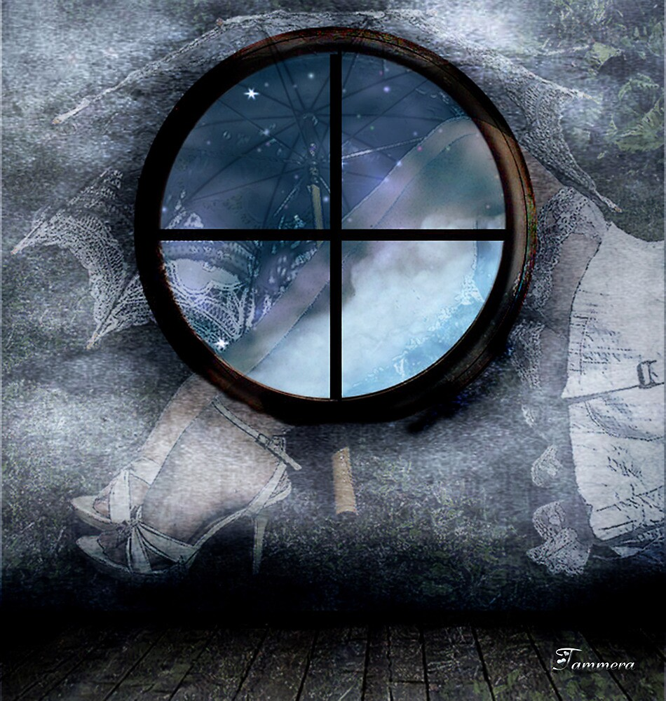 THE SAILOR'S DREAM OF DRY LAND by Tammera