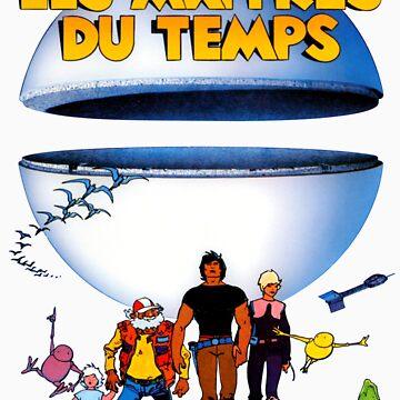 Les Maîtres du temps by krimalkin