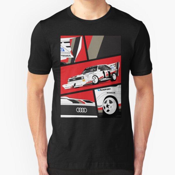 Walter Rohrl 87  Slim Fit T-Shirt