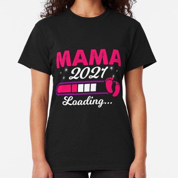 Oma von Zwillingen Damen T-Shirt Fun Shirt Geburtstag Geschenk Idee Großmutter