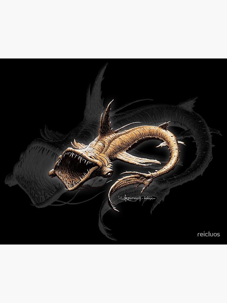 «Dragon des abysses» par reicluos