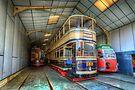 Tram 189 by Yhun Suarez