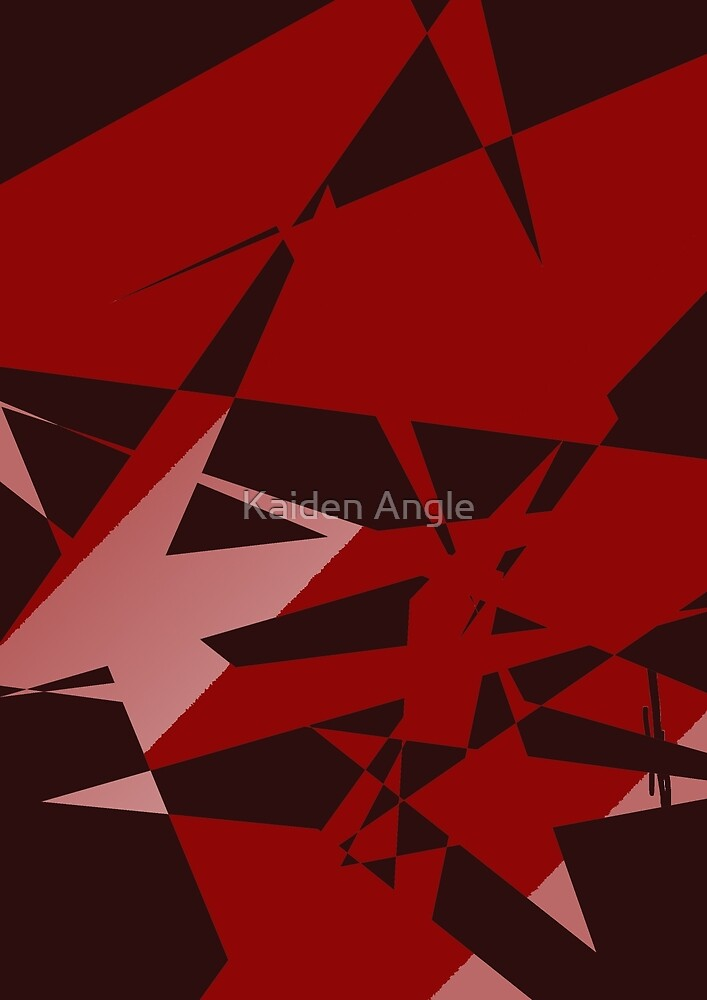 Abstract Photoshop art by Kaiden Angle