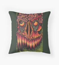 Jack-OH!-Lantern  Throw Pillow
