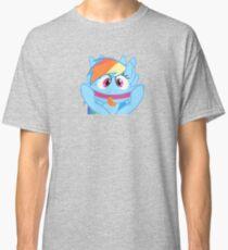 Rainbow Dash Bigger Classic T-Shirt