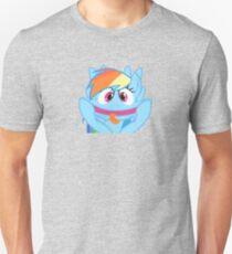 Rainbow Dash Bigger T-Shirt
