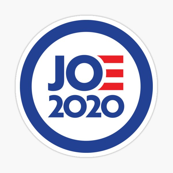 JOE 2020 Sticker