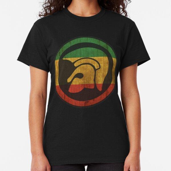 TROJAN RASTAFARI FLAG Classic T-Shirt