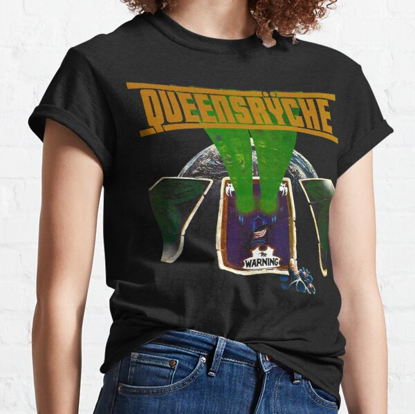 Queensryche - Warning Classic T-Shirt