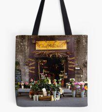 Chez Michele florist  at Borough Market Tote Bag