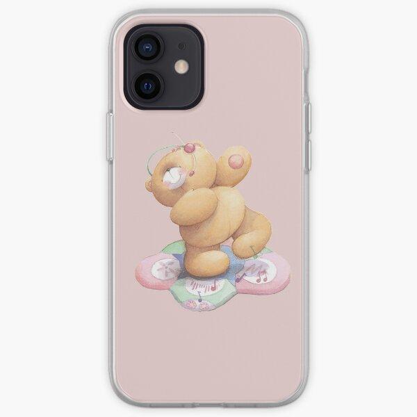 teddy bear iPhone Soft Case