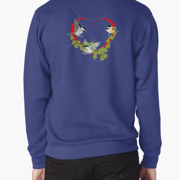Chickadees Pullover Sweatshirt