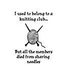Knitting Club by Darren Stein