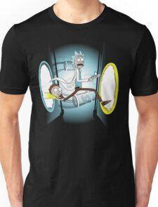 Rick and Porty - shirt phone and ipad case Unisex T-Shirt