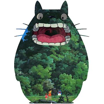 My Neighbour Totoro by Figgs57