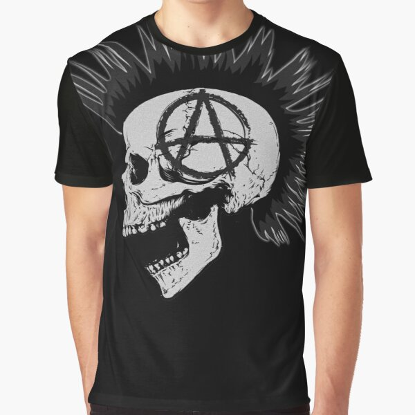 MOHAWK Graphic T-Shirt