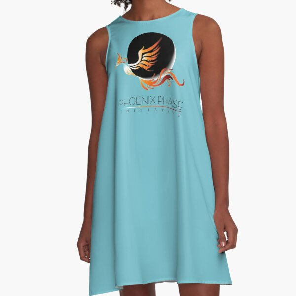 Logo Apparel - Phoenix Phase Initiative A-Line Dress