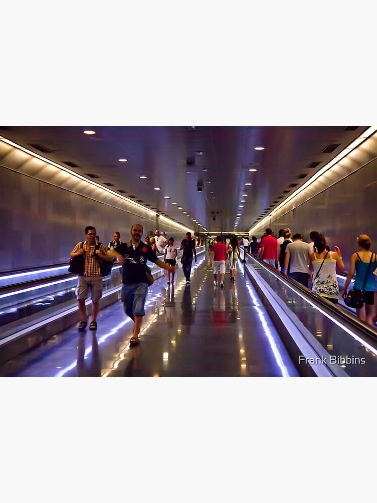 Barcelona Underground by organicman2