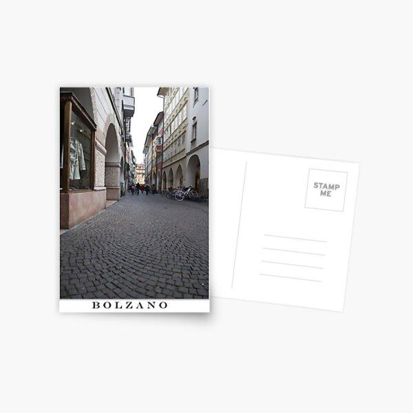 bolzano Postcard