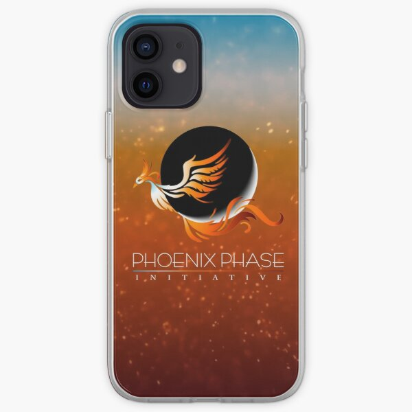Gradient Bags and Cases - Phoenix Phase Initiative iPhone Soft Case