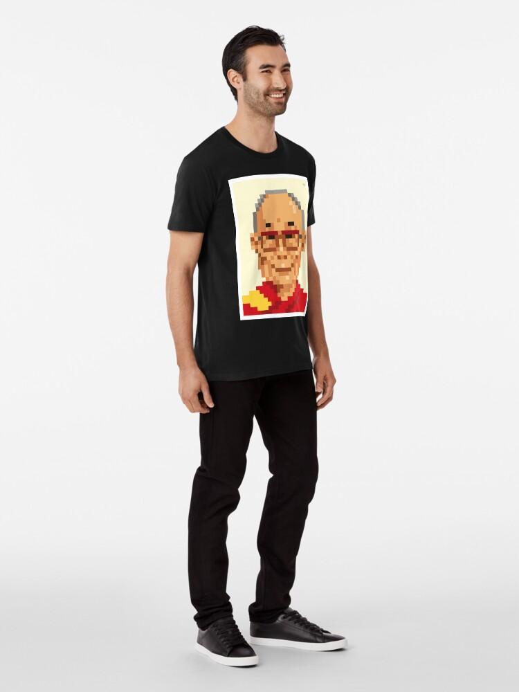 Alternate view of His spirit Premium T-Shirt