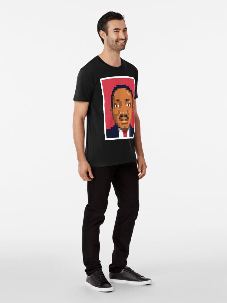 Alternate view of His dream Premium T-Shirt