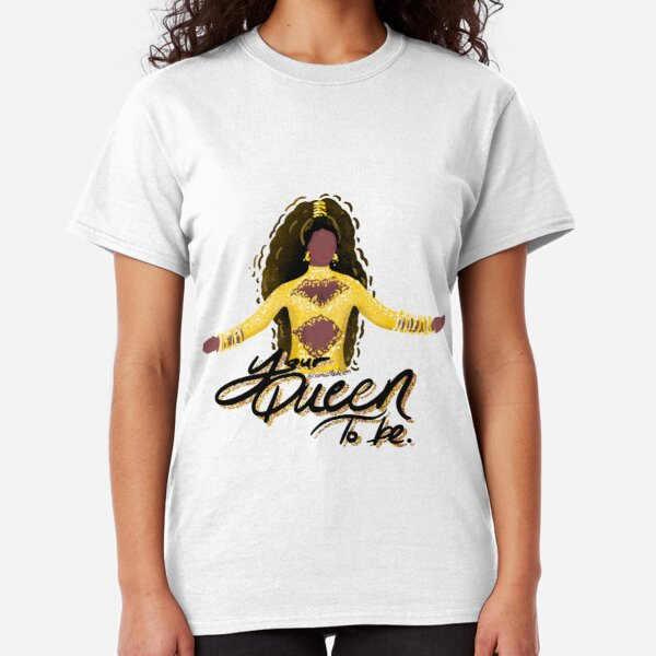 Princess Imani Your Queen To Be Classic T-Shirt