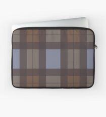 Outlander Inspired Tartan Plaid Laptop Sleeve
