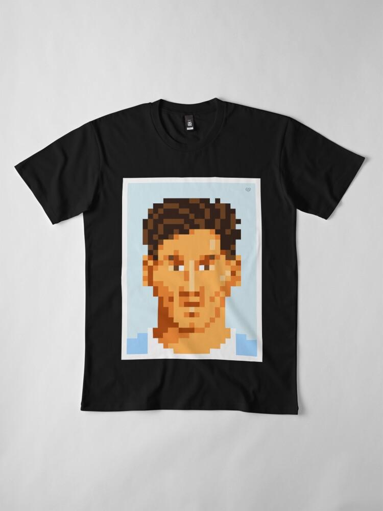 Alternate view of His wings Premium T-Shirt