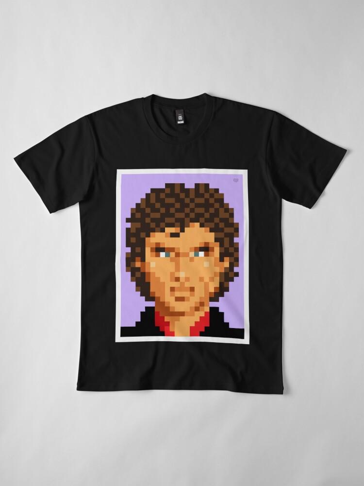Alternate view of His curls Premium T-Shirt
