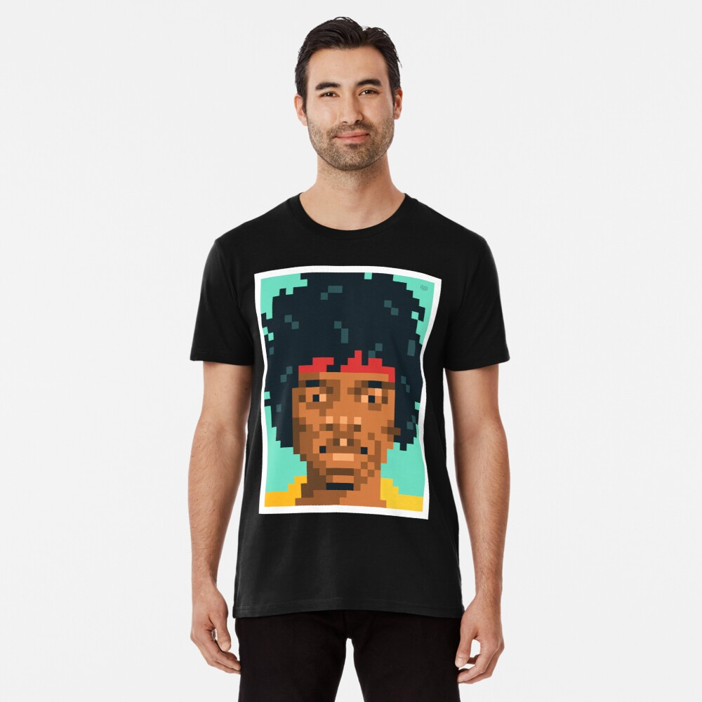 His shreds Premium T-Shirt