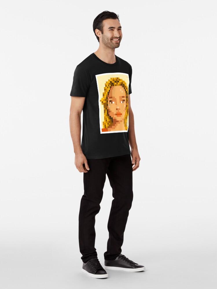 Alternate view of Her slim Premium T-Shirt