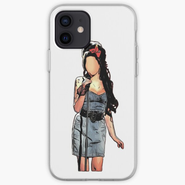 Amy 1 Coque souple iPhone