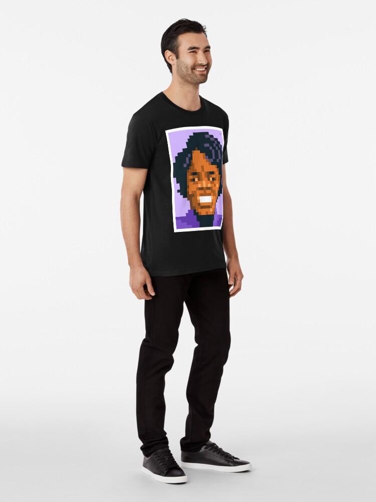 Alternate view of His soul Premium T-Shirt