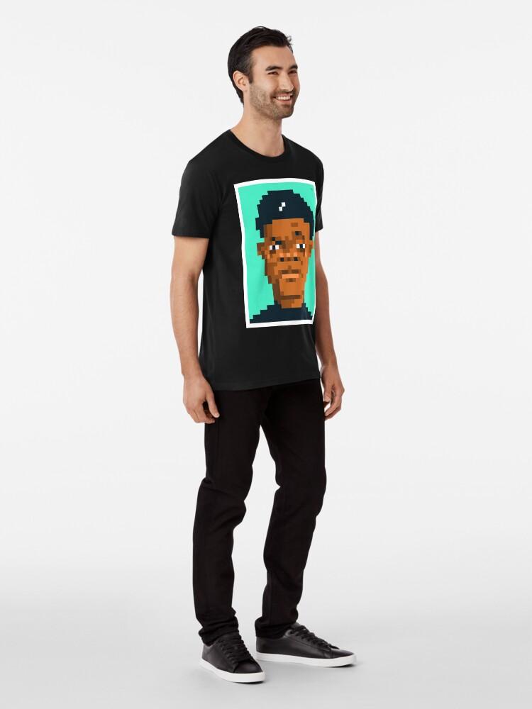Alternate view of His wallet Premium T-Shirt