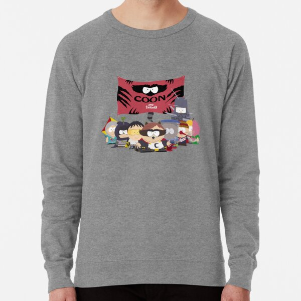 Coon and Friends (South Park) Lightweight Sweatshirt