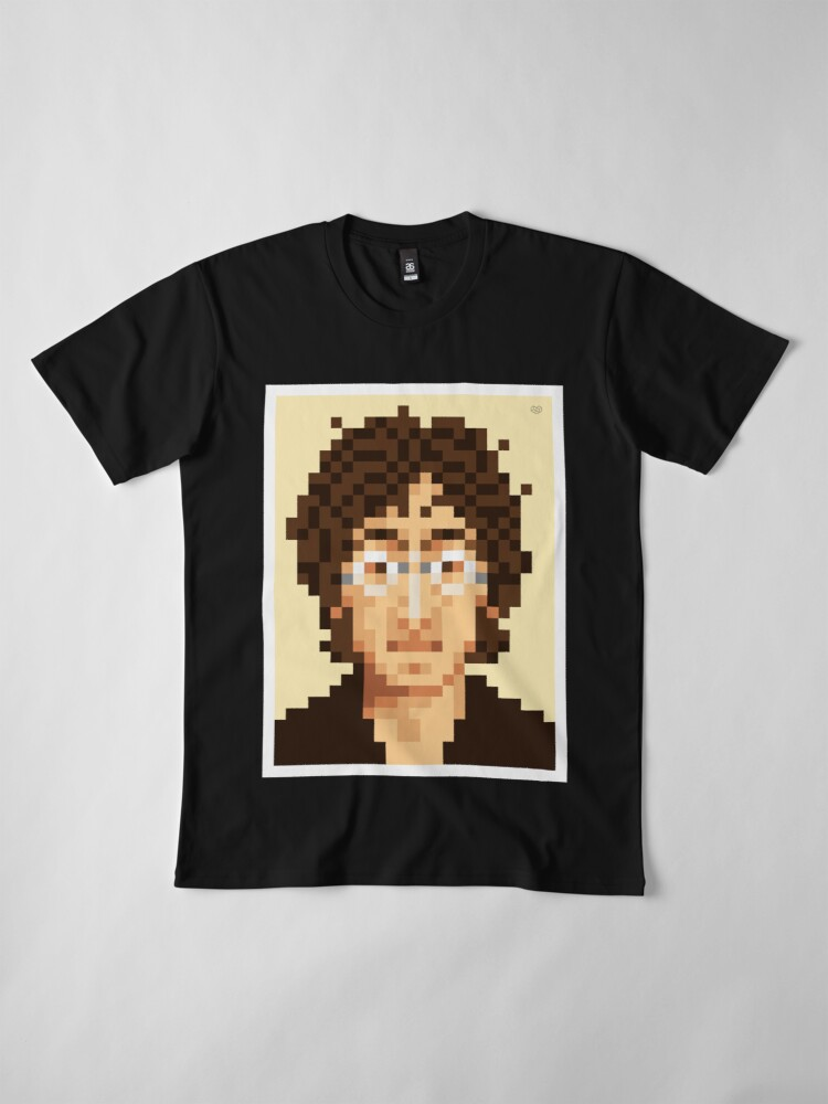 Alternate view of His peace Premium T-Shirt