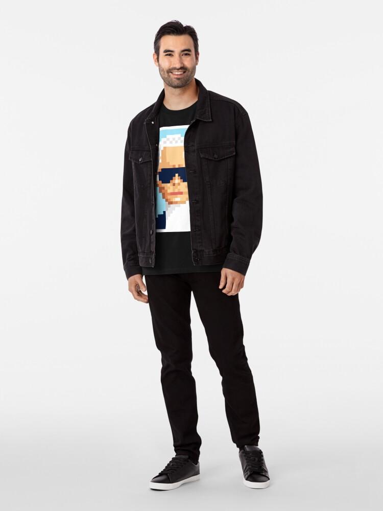 Alternate view of His shades Premium T-Shirt