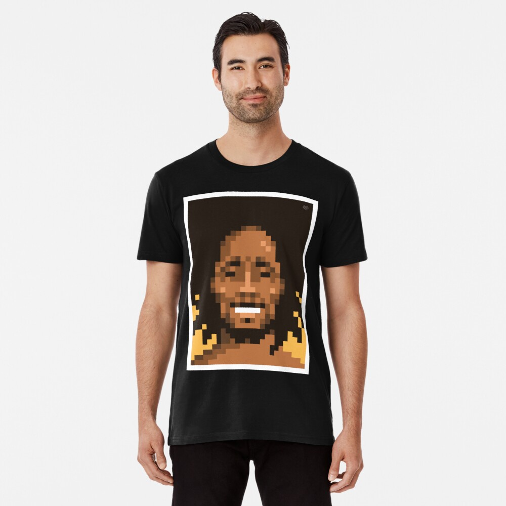 His dreads Premium T-Shirt