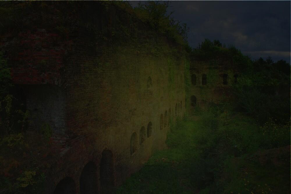Prince William Barracks, Fort Amherst by Dave Godden