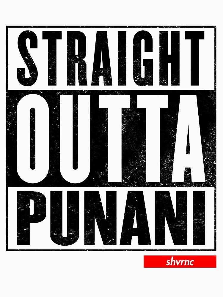 Straight Outta Punani (black) by shvrnc