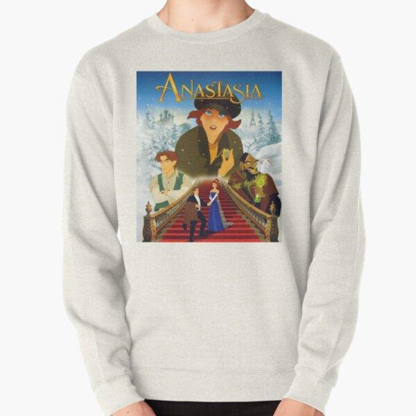 Anastasia Classic Poster Pullover Sweatshirt