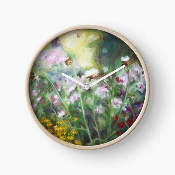 Garden of E #2 Horloge