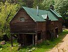 Glen Dhu oasthouse, Molesworth, Tasmania by Odille Esmonde-Morgan