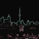 Toronto from Sheppard & Don Mills by David J. Hudson